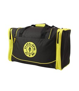 GOLD'S GYM Sports Bag - Black/Gold