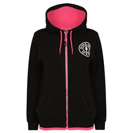 Gold's Gym Muscle Joe Premium Fleece Hoodie - Black