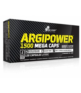 OLIMP NUTRITION ARGI POWER 1500 Mega Caps