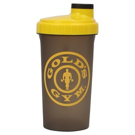 Gold's Gym Shaker Bottle - Black/Gold