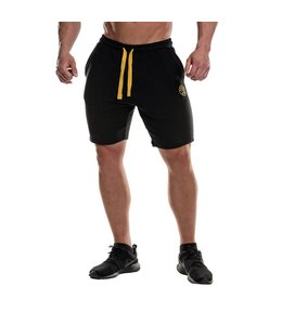GOLD'S GYM Logo Fleece Premium Shorts - Small (S)
