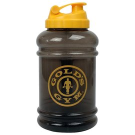 Gold's Gym Plastic Jug - Black/Gold