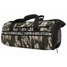 Gold's Gym Camo Print Barrel Bag