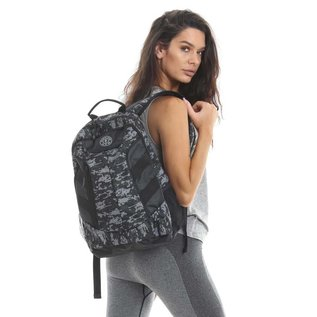 Gold's Gym Camo Print Back Pack