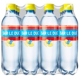 Bar-Le-Duc Mineral water with fruit flavor