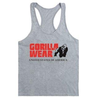 Gorilla Wear Classic Tank Top - Grey