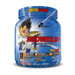 Olimp Nutrition Redweiler Limited Edition