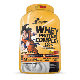 Olimp Nutrition Whey Protein Complex 100% Limited Edition