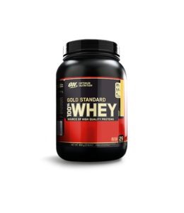 OPTIMUM NUTRITION 100% Whey Gold Standard (908g)