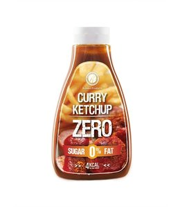 Near Zero Calorie Curry Ketchup