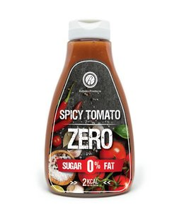 Near Zero Calorie Spicy Tomato