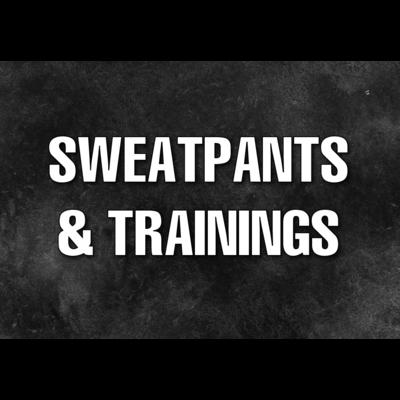 Sweatpants & trainings