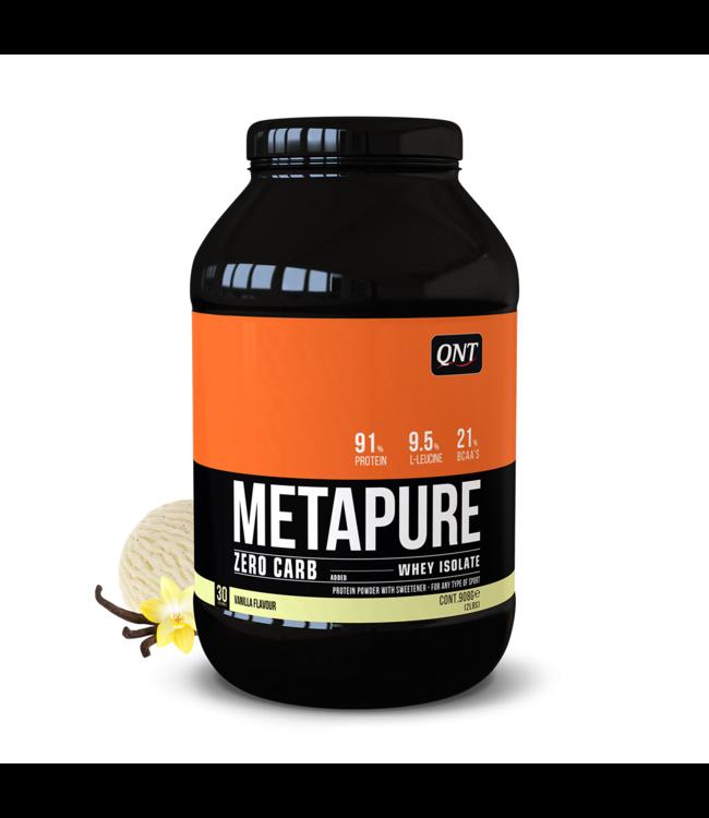 QNT Metapure - Isolaat eiwit (908g)