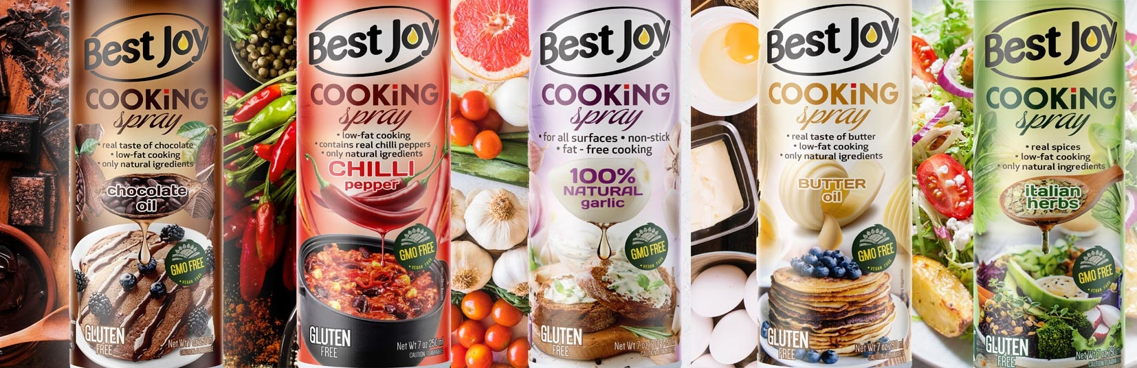 Best Joy Cooking Spray - Real Nutrition Shop