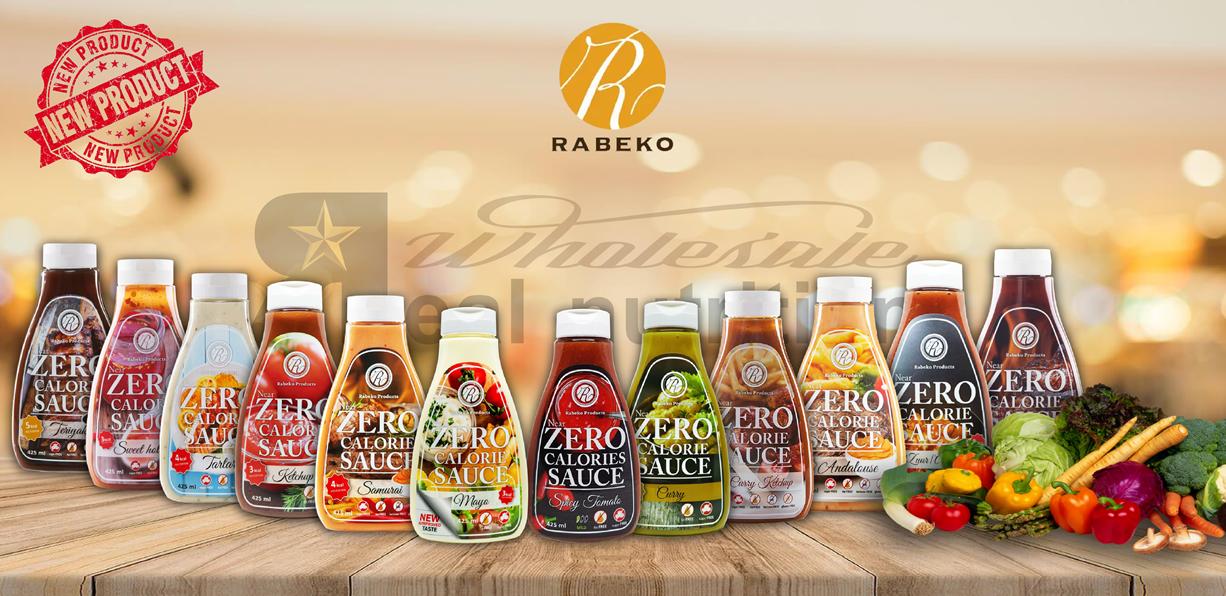 Rabeko Near Zero Calorie Sauce