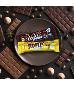 MARS INC. M&M Hi Protein bar