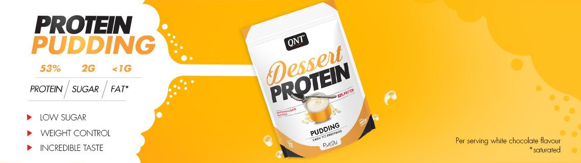 Real Nutrition Shop - QNT dessert protéiné