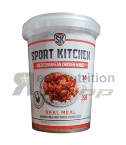 Sport Kitchen Mediterranean Chicken & Rice