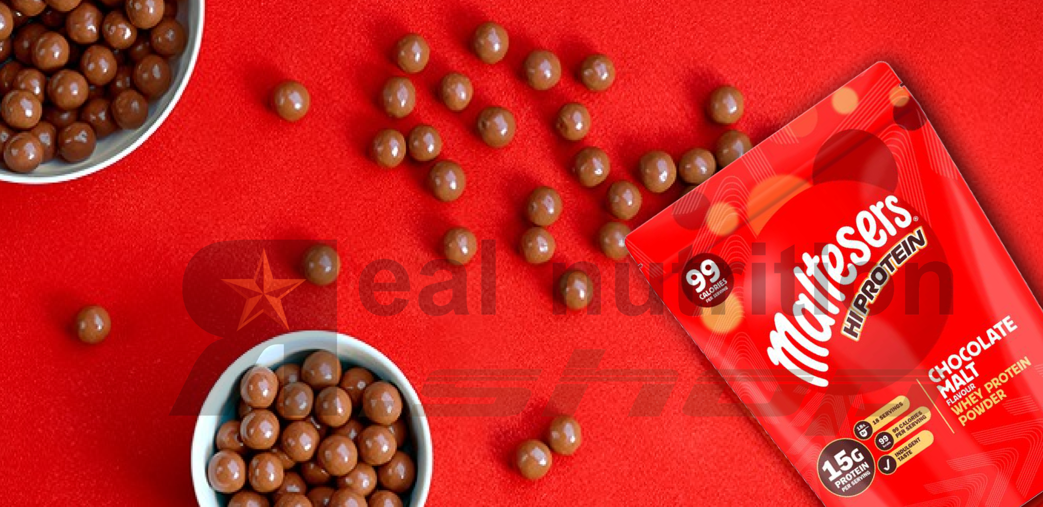 Real Nutrition Shop - Maltesers Hi Protein