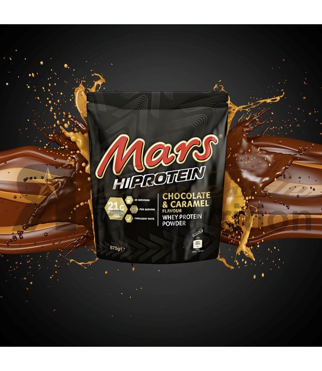 MARS INC. Mars Hi Protein wei-eiwitpoeder