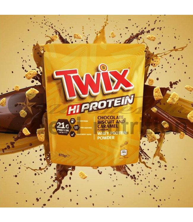 MARS INC. Twix Hi Protein powder