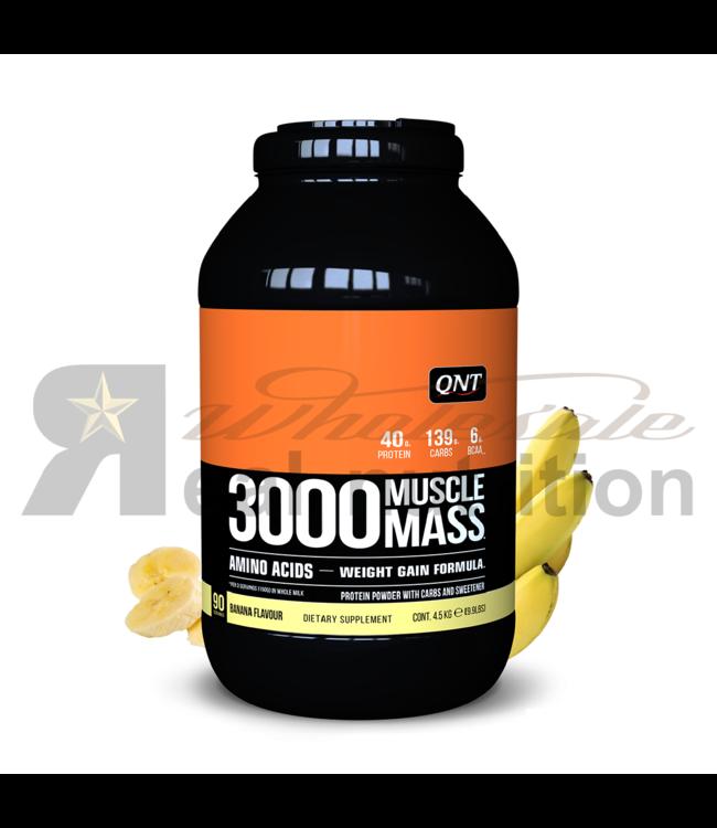 QNT Muscle Mass 3000 (4,5kg)