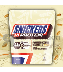 MARS INC. Snickers Blanc poudre de protéine