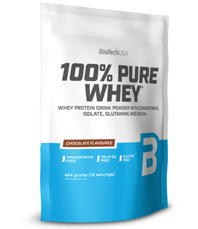 BIOTECH USA 100% Pure Whey (1kg)