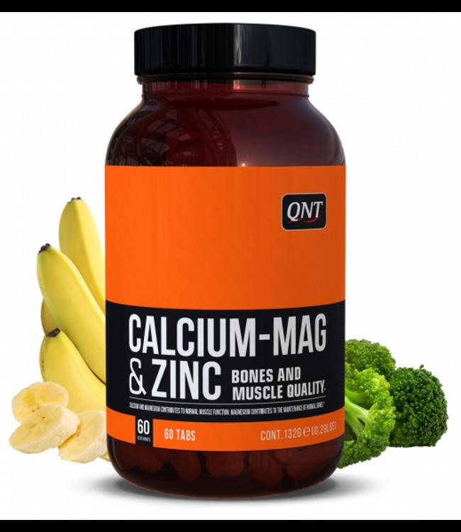 QNT Calcium - Magnesium - Zink