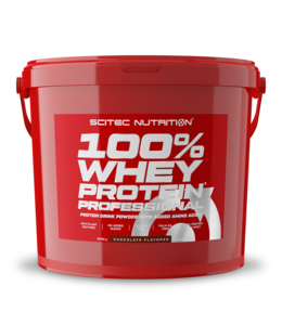 SCITEC NUTRITION 100% Whey Protein Professional (5kg)