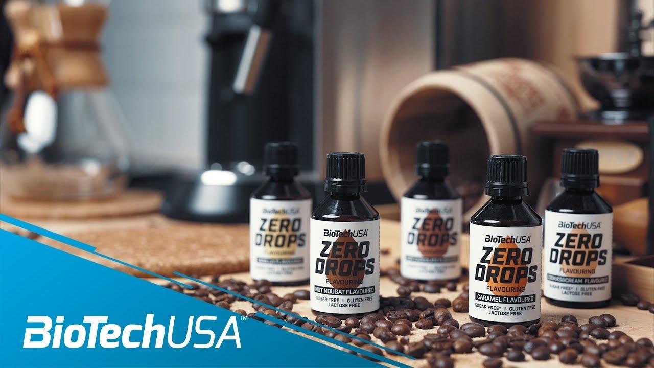Biotech USA ZERO drops - Real Nutrition Shop