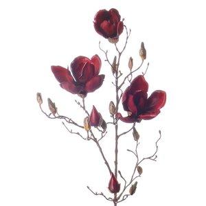 Magnolia Tak 87cm Warm Rood