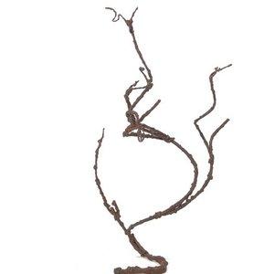 Kronkel Tak 40-75cm Naturel Bruin