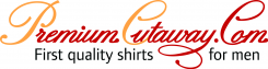 Premium cutaway, men shirts, 100% cotton, cutaway collar, dress shirts