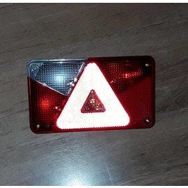 Aspöck verlichting set multipoint V