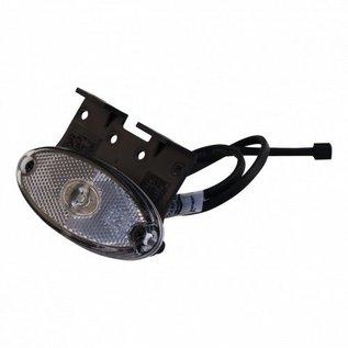 Aspöck flatpoint II breedtelicht/toplicht LED wit