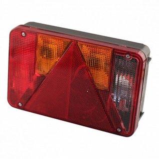 Radex type 5900 rechts inclusief achteruitrijlamp