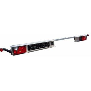 iTrailers Lichtbak 1600 13 polig padmaat 1600mm