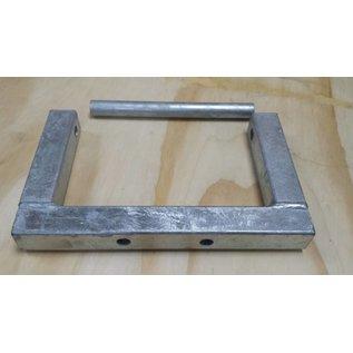 iTrailers U frame voor dissel 60x60