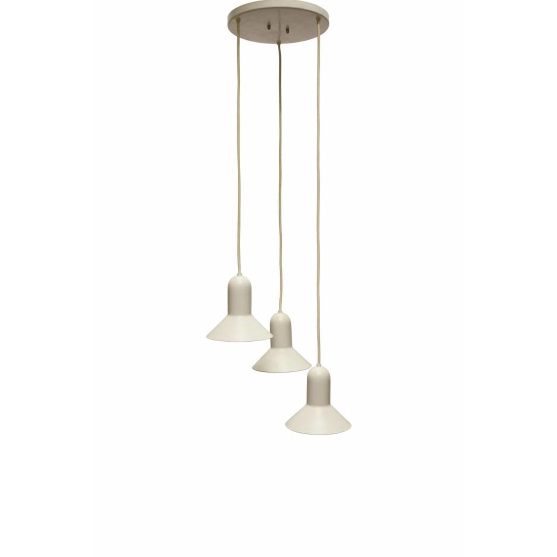 Wonderbaar Stoere en Subtiele Hanglamp, Deens Design, ca. 1960, Thorup NP-15