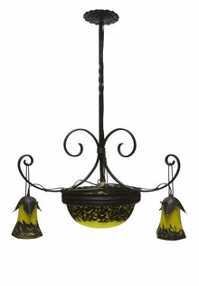 French Antique Pendant Lamp