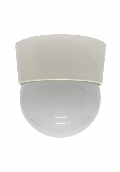 Plafondlamp Wit Kunststof