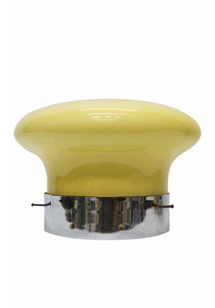 Tafellamp, Italiaans Design, Glas