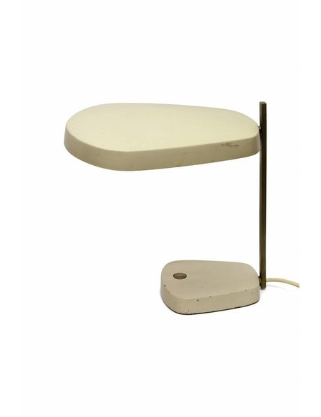 Oslo tafellamp, ontworpen door Heinz Pfaender voor Hillebrand, 1962