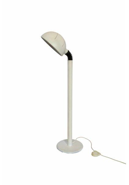 Floor lamp, Design, Matt White Metal