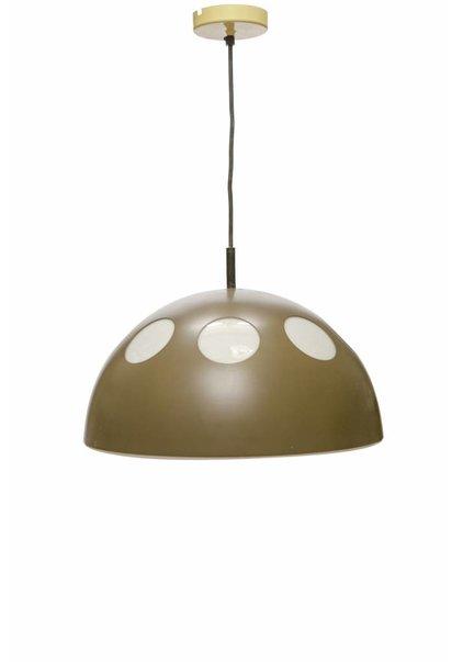 Hanglamp: 'El Duomo' in Bruin-Wit