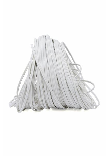 Lamp Wire, Twin, White
