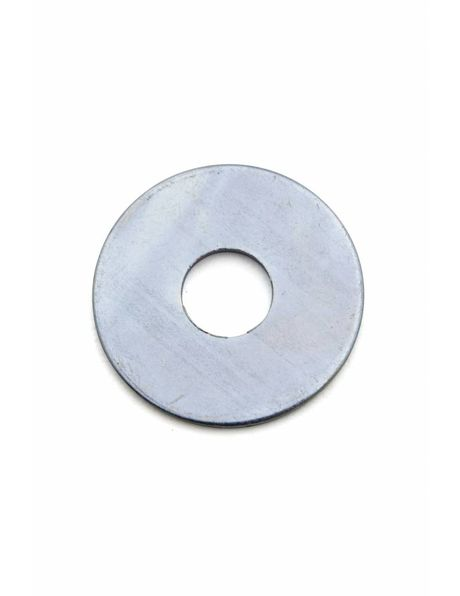Check Ring (washer),  Silver Metal, 3.7 cm / 1.5 inch, M13 opening