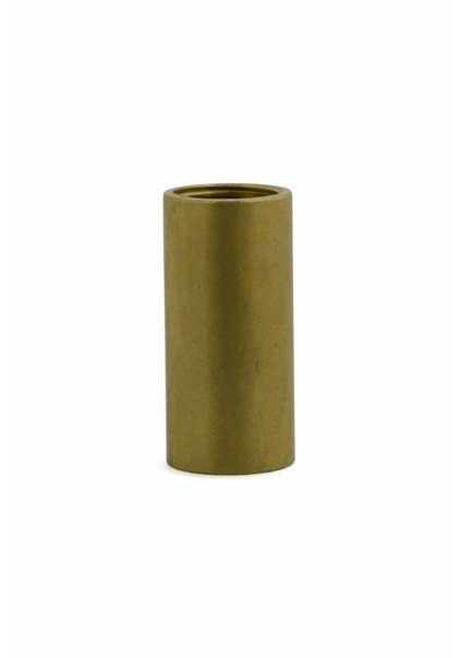 Pipe Connector, Brass, M10x1