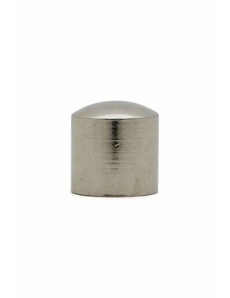 Cover plate, chrome, internal thread: M10 x 1